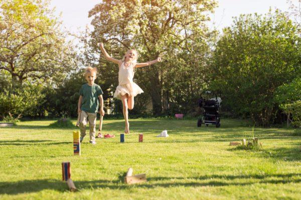 Kubb is a fun outdoor game! Buy kubb online